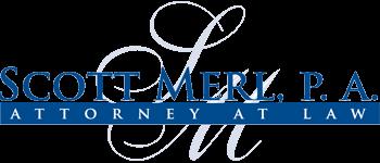 Scott Merl, P.A. Header Logo